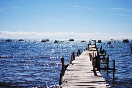 Bolivie - Lac Titicaca