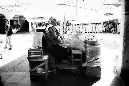 Bolivie - Marché de Sucre
