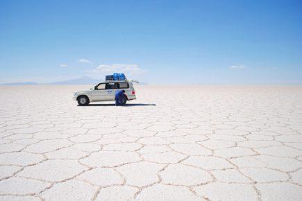 Bolivie - Désert de sel - Uyuni