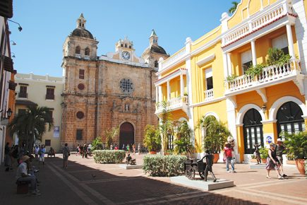 Colombie - Cartagena