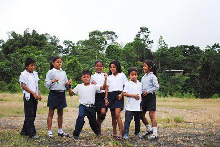 Equateur - Communauté Yacun Yatu