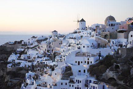 Grèce - Santorin - Oia