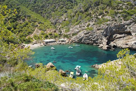 Ibiza - Cala Portixol