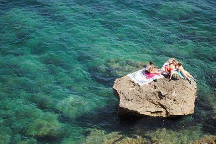 Ibiza - Près de la Cala Comte