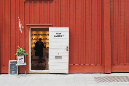 Suède - Stockholm - Quartier Soto