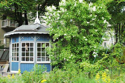 Suède - Stockholm - Jardins de Tantolunden