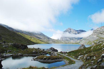 Suisse - Lac Daubensee